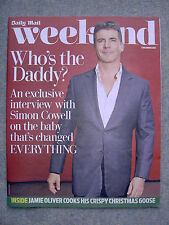 Weekend - Simon Cowell, Kirsty Allsopp, David Essex, Kiersten Wareing,Ian Rankin