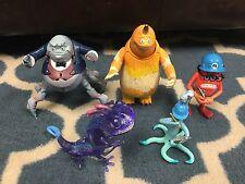2001 Hasbro Disney Pixar Monsters Inc Talking Figures LOT Single Characters