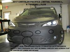 Lebra Front End Mask Cover Bra Fits 2017 Chrysler Pacifica Limited & Touring L