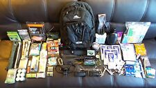 Hand Made Emergency Bug Out Bag Gear Backpack Survival Kit Camping Hiking BOB