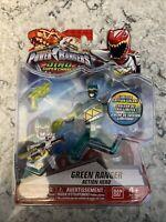 Power Rangers Dino Super Charge *Translucent*  Green Ranger *WalgreensExclusive*