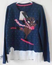 George Christmas Reindeer Jumpers & Cardigans for Women