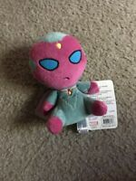 Funko Mopeez ~ Marvel Vision ~ Plush~ Beanie ~ Toy ~ Captain America 3