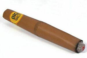 Jumbo Fake Cigar - Smoking Cigar Fancy Dress Gangster Mexican Accessory Prop