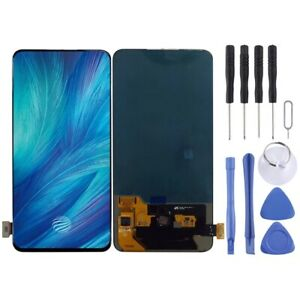 For Vivo V15 Pro LCD Display Screen Touch Digitizer Glass Replacement BLACK