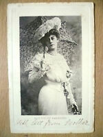 Postcard - Theater Actresses MISS VIOLET VANBRUCH, No. 1000