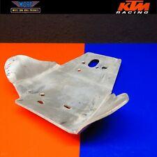2000 KTM 300 200 250 125 380 Skid Plate Frame Guard Engine Cover Off Road