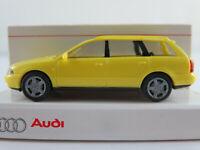 Rietze/Audi 2.00.000.00050.004 Audi A4 Avant (1996) in gelb 1:87/H0 NEU/OVP