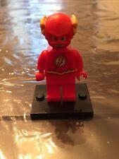 Lego Minifigures DC Superheroes The Flash