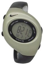 New Nike Triax 10 Regular WR0006 Black Gold Dust Digital Sports Watch