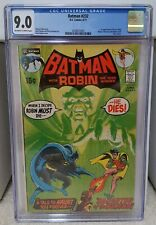 Batman #232 (1971) CGC 9.0 - 1st Appearance of Ra's al Ghul DC Comics Key