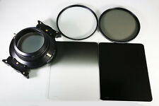 New Camdiox Filter + 150mm Holder Kit Fr Nikon 14-24mm f/2.8G lens CPL MC UV ND8