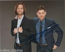 Jensen Ackles Supernatural Autographed Signed 8x10 Photo COA #5