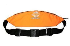 Aqua Quest Kona WaterResistant Pouch Money Belt Waist Running Fanny Pack- Orange