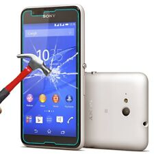 Real Premium Tempered Glass Screen Protector Glass Protection For Sony Xperia E4