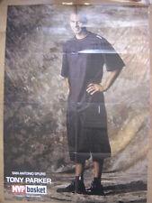 Affiche Poster TRACY McGRADY TONY PARKER sport Basket Ball 57X80 cm