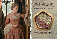 Outlander Trading Cards Season 4: Oversized Wardrobe Card OS-M15