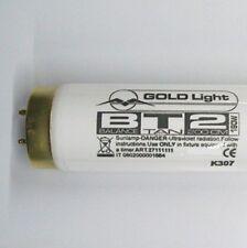 Tubi neon Gold Light BT2 180W  0,3 m2 doccia solare lampada abbronzante lettino