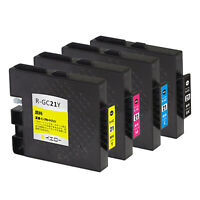 Printer Cartridges Pigment Ink Case For Ricoh GX-7000 GX-5000 GX-3000 GX-2500 AU