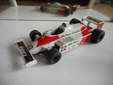 Polistil F1 Formula 1 Alfa Romeo 179 in White on 1:23