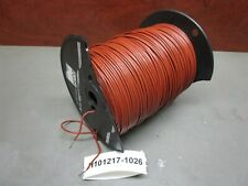 Alpha Wire 1557 Brown 16 AWG Coated CU .016 PVC 2.00/ 10 ft Length