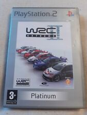 WRC II Extreme for Playstation 2 Platinum PS2 – UK Preowned – PAL