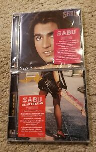 SABU - Rock Candy Remastered Edition - 2 CD Bundle