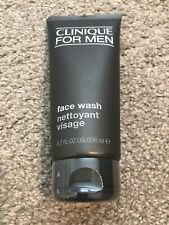Clinique for Men Liquid Face Wash 200ml - Brand New & Sealed