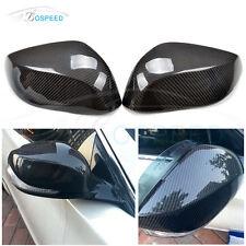 Carbon Fiber Replacement Mirror Cover for INFINITI Q50 Q70(14-16) Q60 QX30(16+)