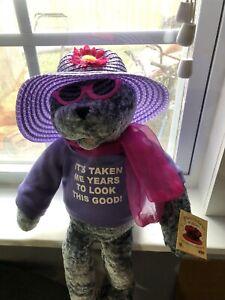 CHANTILLY LANE MUSICAL Bear Sings When I'm 64 By John Lennon Paul McCartney