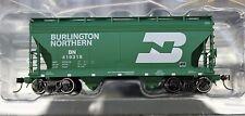 HO Scale INTERMOUNTAIN 46526-15 BURLINGTON NORTHERN 2-Bay ACF Covered Hopper Car