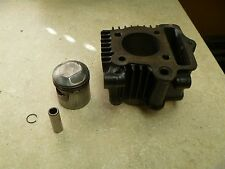 Honda 70 CT TRAIL CT70  Engine Cylinder & Piston 47mm 1973 Vintage HB199 #VP