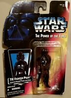 Kenner Star Wars The Power Of The Force Tie Fighter Pilot Action Figure