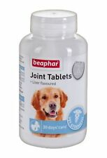BEAPHAR Joint Tablet 60's Liver Flavour Dog Puppy Vet Strength Chewable