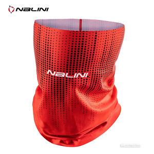 Nalini MERRICK Summer Cycling Face Mask Neck Wrap : RED