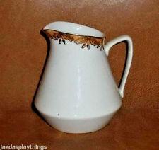"Schmidt Creamer Porcelana Porcelain ERNA Brazil  Gold 4.25"""