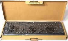 New In Box Dell KB212-B USB Keyboard - 104 Quiet Key Black US Layout - 04G481