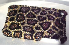 Crystal Hard iPhone 3/3GS Cover - Leopard Print