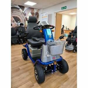 Horizon MAYAN AC All Terrain Mobility Scooter - 1 Year FREE Insurance Cover