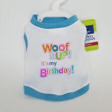 Top Paw ITS MY BIRTHDAY Dog T Shirt