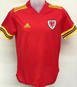 Men's Brand New Wales Home Football Shirt Jersey 2020/21  Size S-XXXL