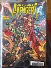 Uncanny Avengers #1 Couverture 2/2