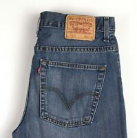 Levi's Strauss & Co Hommes 507 Jeans Jambe Droite Taille W32 L34 ARZ471