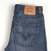 Levi's Strauss & Co Herren 507 Gerades Bein Jeans Größe W32 L34 ARZ471
