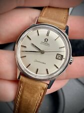 Vintage 1966 OMEGA Seamaster 166.002 Silver Dial Automatic Cal.562 Men's Watch.