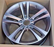 """BMW OEM F30/31/F34 3 Series F32/F33/F36 4 Series 18"""" 397  Double Spoke Wheel NEW"""