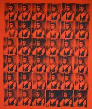 liz taylor screenprint andy warhol pop art