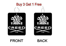 Creed Perfume Car Air freshener 100% High Quality (Buy 3 Get 1 Free)
