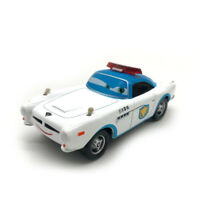 Mattel Collect Model Finn McMissile White Pixar Cars 1:55 Diecast Loose Kids Toy
