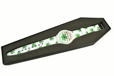 MISHKA - HOMEGROWN ANALOG WATCH - WHITE PLANTLIFE AUTHENTIC - IMPORTED FROM USA